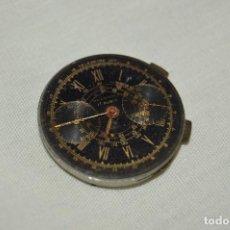 Recambios de relojes: VINTAGE - ANTIGUA MAQUINARIA DREWATCH - CRONÓGRAFO BICOMPAX - PRECIOSO - MIRA LAS FOTOS PARA DETALLE. Lote 121713591
