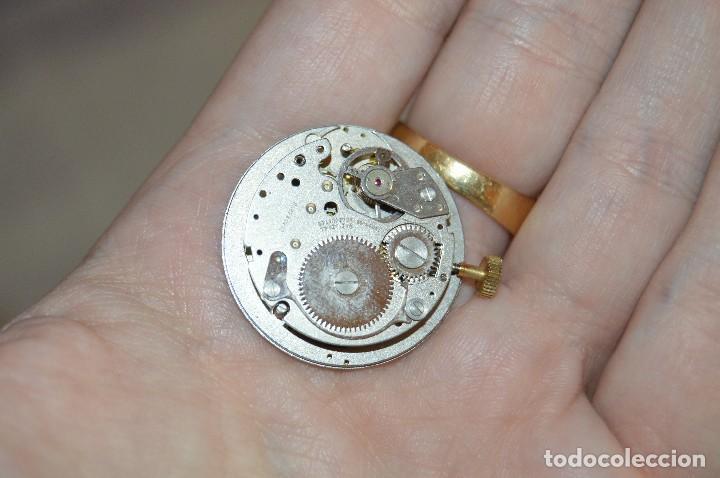 Recambios de relojes: Vintage - LOTE DESPIECE / MAQUINARIAS - SEIKO / PONTINA - MIRA LAS FOTOS PARA MÁS DETALLES - Foto 4 - 121717215