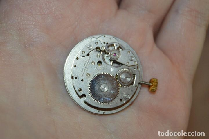 Recambios de relojes: Vintage - LOTE DESPIECE / MAQUINARIAS - SEIKO / PONTINA - MIRA LAS FOTOS PARA MÁS DETALLES - Foto 8 - 121717215