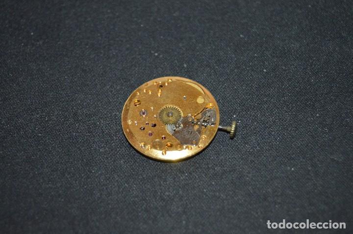 Recambios de relojes: Vintage - ANTIGUA MAQUINARIA BAUME & MERCIER BM 1050 - SWISS MADE - HAZME UNA OFERTA - Foto 4 - 121719175