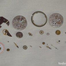 Recambios de relojes: VINTAGE - LOTE DESPIECE KIENZLE - MADE IN GERMANY - HAZME UNA OFERTA - VER FOTOS. Lote 121719803