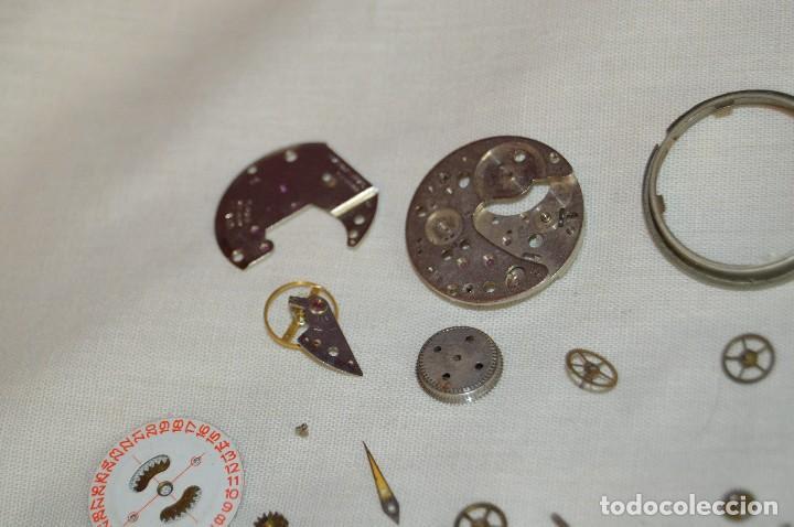 Recambios de relojes: Vintage - LOTE DESPIECE KIENZLE - MADE IN GERMANY - HAZME UNA OFERTA - VER FOTOS - Foto 2 - 121719803