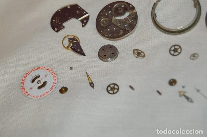 Recambios de relojes: Vintage - LOTE DESPIECE KIENZLE - MADE IN GERMANY - HAZME UNA OFERTA - VER FOTOS - Foto 5 - 121719803