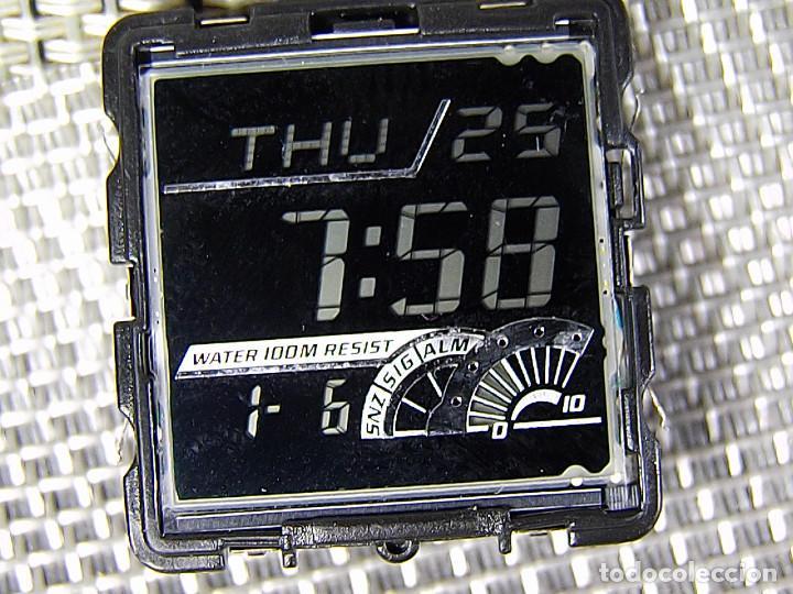 FORNITURA ORIGINAL Y GRAN CALIBRE CASIO FUNCIONA PERFECTO OCASION LOTE WATCHES (Relojes - Recambios)