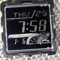 Recambios de relojes: FORNITURA ORIGINAL Y GRAN CALIBRE CASIO FUNCIONA PERFECTO OCASION LOTE WATCHES. Lote 122307807