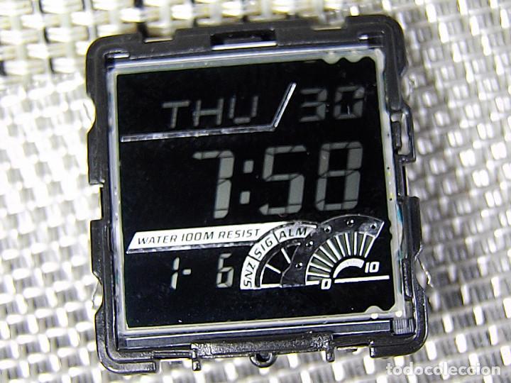 Recambios de relojes: FORNITURA ORIGINAL Y GRAN CALIBRE CASIO FUNCIONA PERFECTO OCASION LOTE WATCHES - Foto 2 - 122307807
