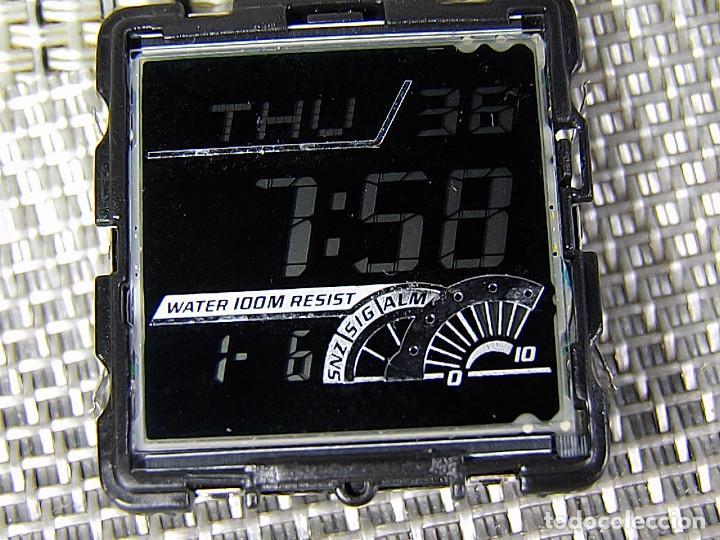 Recambios de relojes: FORNITURA ORIGINAL Y GRAN CALIBRE CASIO FUNCIONA PERFECTO OCASION LOTE WATCHES - Foto 5 - 122307807