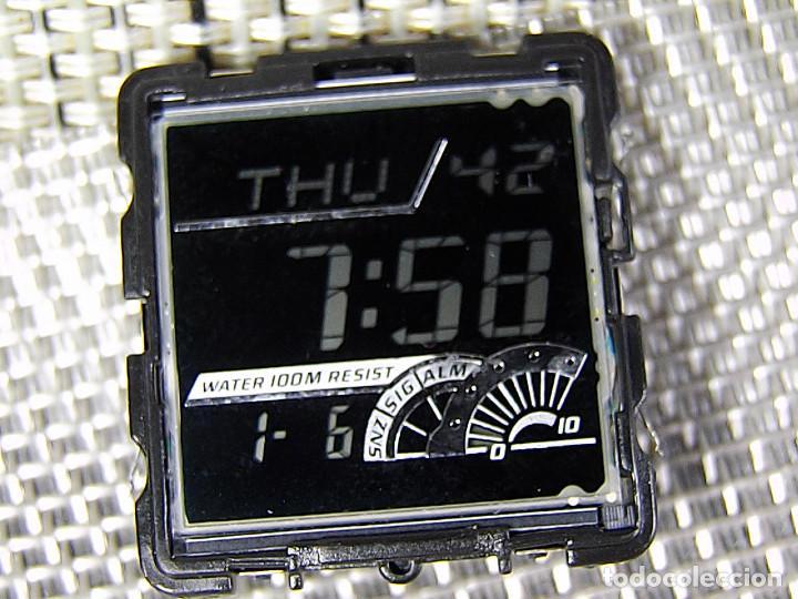 Recambios de relojes: FORNITURA ORIGINAL Y GRAN CALIBRE CASIO FUNCIONA PERFECTO OCASION LOTE WATCHES - Foto 6 - 122307807