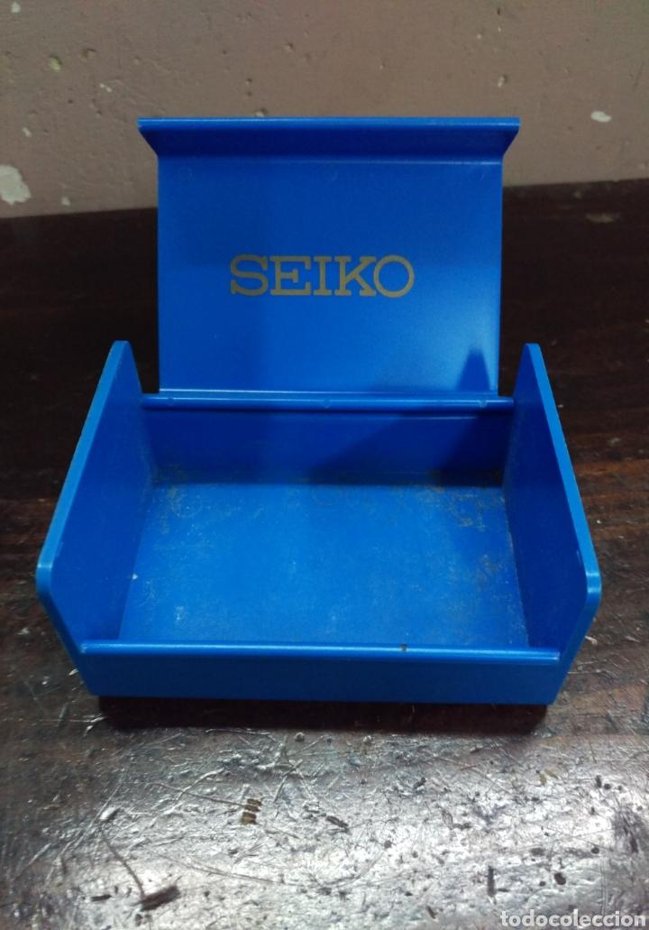 Recambios de relojes: caja reloj seiko original - Foto 2 - 122697011