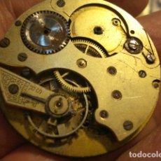 Recambios de relojes: MAQUINA DE RELOJ DE BOLSILLO - SIGLO-XX - SIN MARCA - PARA PIEZAS - TENGO MAS EN VENTA. Lote 122833359