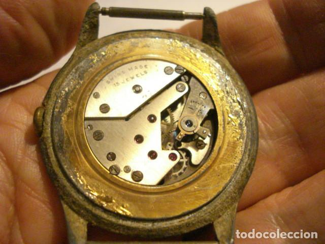 Recambios de relojes: RELOJ DE PULSERA MARCA CONFIA PARA REPARAR O PIEZAS - TENGO MAS EN VENTA - Foto 3 - 122833475