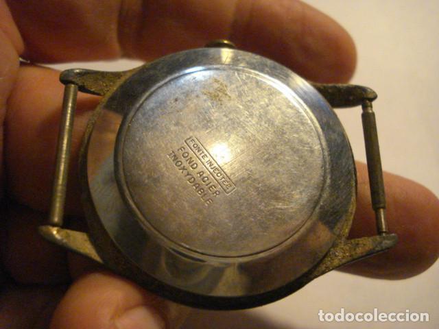 Recambios de relojes: RELOJ DE PULSERA MARCA CONFIA PARA REPARAR O PIEZAS - TENGO MAS EN VENTA - Foto 4 - 122833475