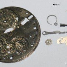 Recambios de relojes: PIEZAS DE ANTIGUO BOLSILLO OMEGA REF: 35,5L-T1. Lote 124985199