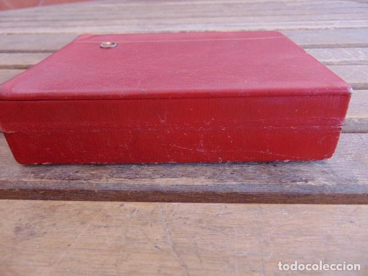 Recambios de relojes: CAJA DEL RELOJ OMEGA LOEWE 1948 LOUIS BRANDT BIENNE SUISSE ROCES - Foto 4 - 125425055