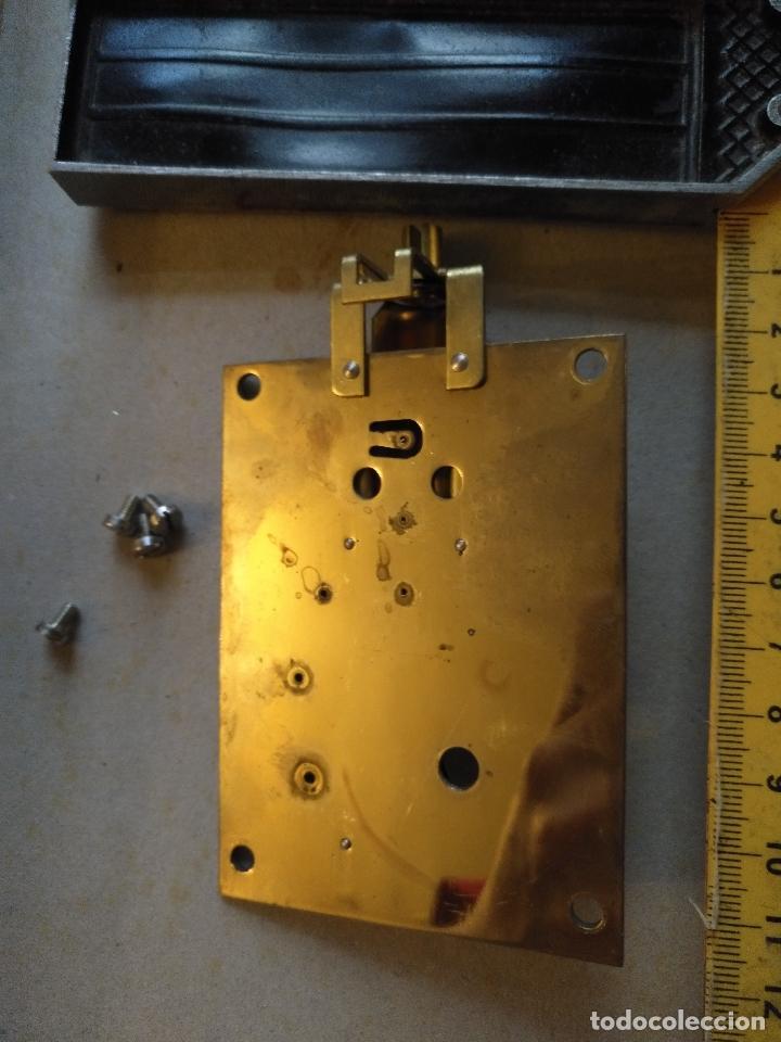 Recambios de relojes: Repuesto PROTECTOR HILO TENSION reloj 400 días, schantz, Kundo, minikundo,etc. ver foto del modelo - Foto 4 - 126750403