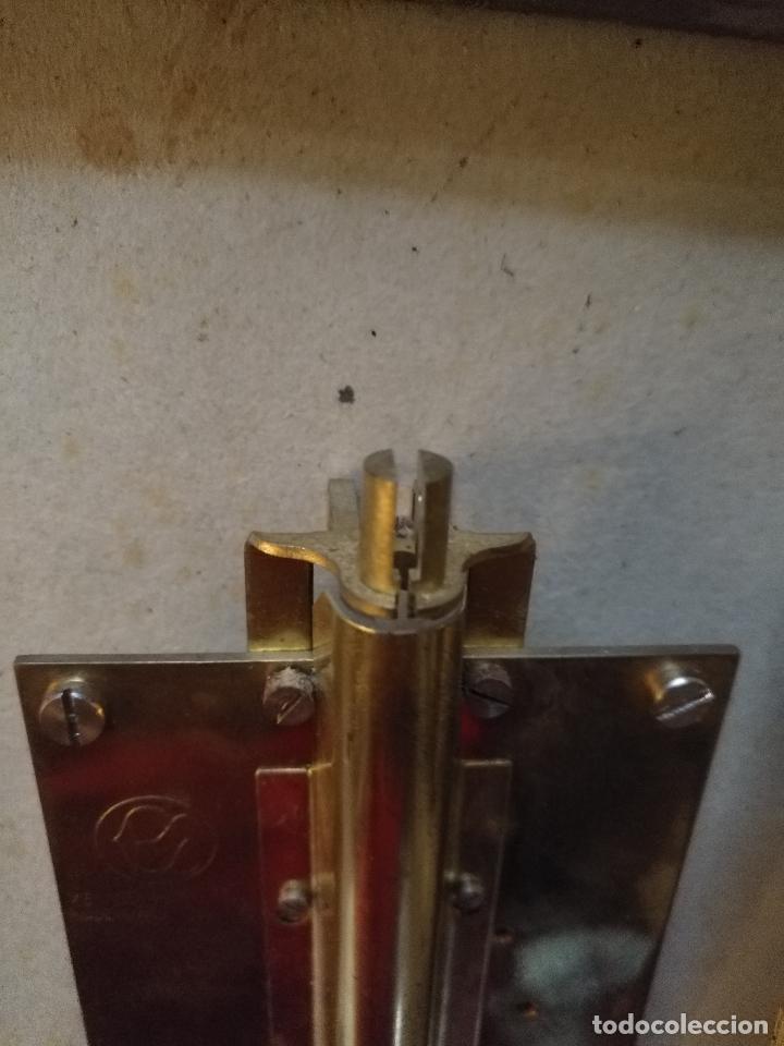 Recambios de relojes: Repuesto PROTECTOR HILO TENSION reloj 400 días, schantz, Kundo, minikundo,etc. ver foto del modelo - Foto 5 - 126750403