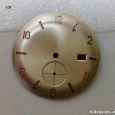 Recambios de relojes: ESFERA DE RELOJ VINTAGE SIN USO 30,6 Ø ( VER LA FOTO ). Lote 126766727