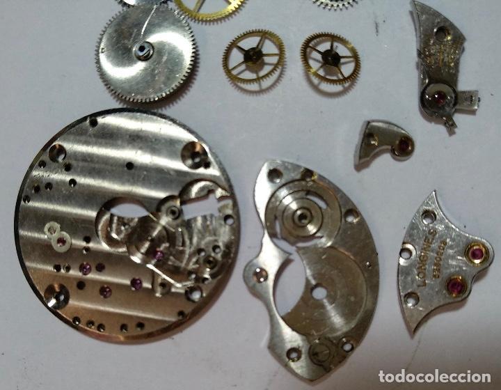 Recambios de relojes: LONGINES CALIBRE 23M / PIEZAS PARA RECAMBIO . - Foto 2 - 126891519