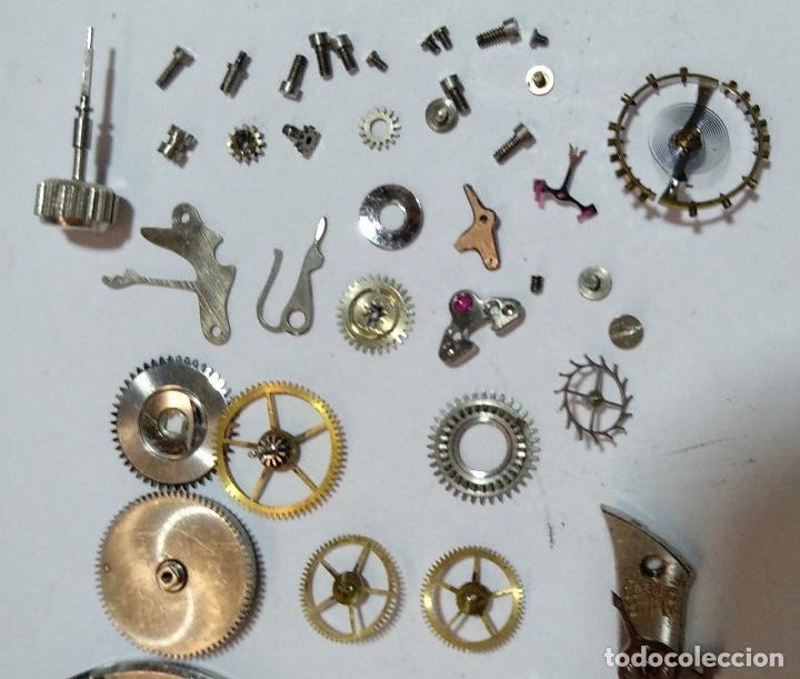 Recambios de relojes: LONGINES CALIBRE 23M / PIEZAS PARA RECAMBIO . - Foto 3 - 126891519