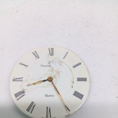 Recambios de relojes: RELOJ MAURICE LA CROIX MAQUINARIA PARA PIEZAS. Lote 129068218