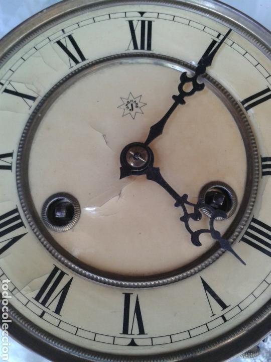 Recambios de relojes: ANTIGUA MAQUINA DE RELOJ - Foto 8 - 137312681