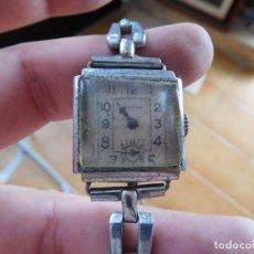 Recambios de relojes: RELOJ PARA RESTAURAR O PIEZAS MEDANA. Lote 129083203