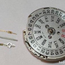 Recambios de relojes: MECANISMO DE UN RELOJ ORIENT 21 JEWELS 46941- FUNCIONA. Lote 210644871
