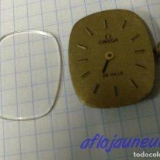 Recambios de relojes: MAQUINA RELOJ OMEGA DE VILLE VINTAGE. Lote 129642787