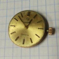 Recambios de relojes: MAQUINA RELOJ OMEGA GENEVE VINTAGE. Lote 129647655