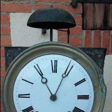 Recambios de relojes: CABEZA RELOJ MOREZ DE 1850. Lote 129655107