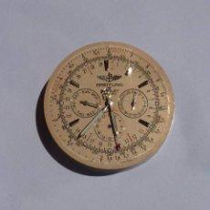 Recambios de relojes: BREITLING RECAMBIOS PERO FUNCIONA. Lote 129669767