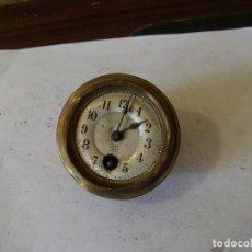Recambios de relojes: UNA MAQUINARIA JUNGHANS PARA RELOJ SOBREMESA- LOTE 129. Lote 130421254