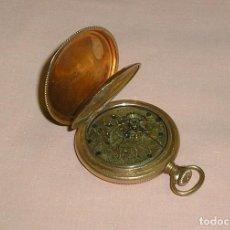 Recambios de relojes: PRECIOSO RELOJ DE BOLSILLO SETH THOMAS. VER DESCRIPCION.. Lote 130578686