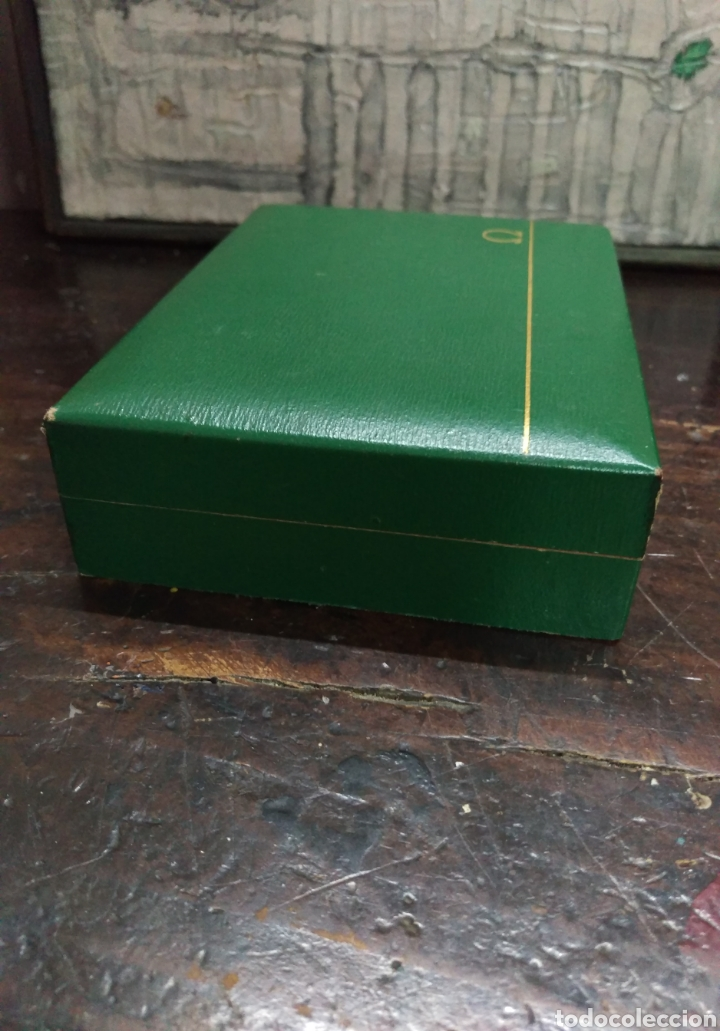 Recambios de relojes: caja reloj omega original loewe, leer - Foto 2 - 130866207