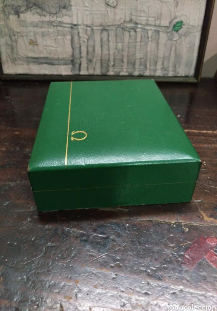 Recambios de relojes: caja reloj omega original loewe, leer - Foto 4 - 130866207