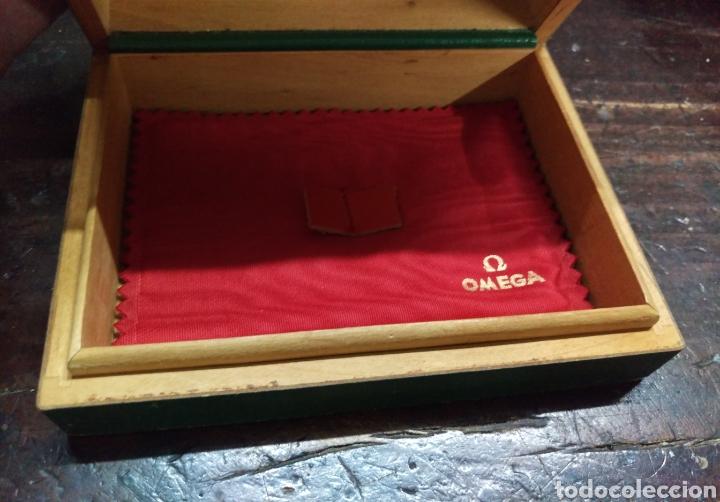 Recambios de relojes: caja reloj omega original loewe, leer - Foto 6 - 130866207