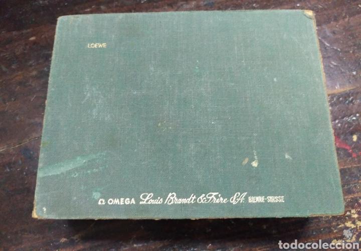 Recambios de relojes: caja reloj omega original loewe, leer - Foto 8 - 130866207