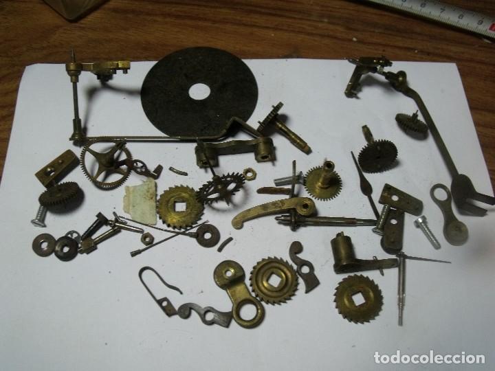 Recambios de relojes: LOTE DE PIEZAS PARA REPARAR RELOJES ANTIGUOS-Nº 1 LOTE 126 - Foto 4 - 131013744