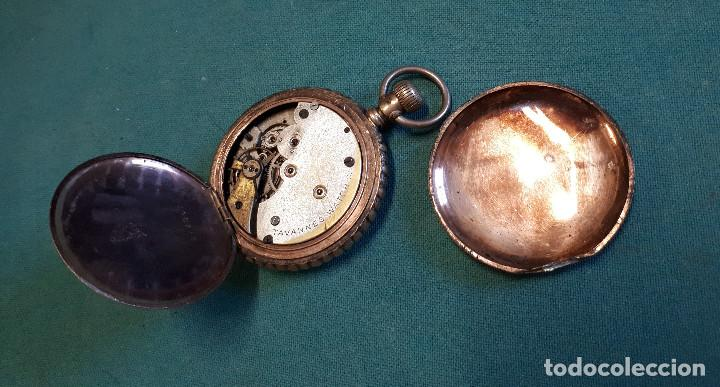 Recambios de relojes: Reloj de bolsillo, para piezas - Foto 2 - 131242559