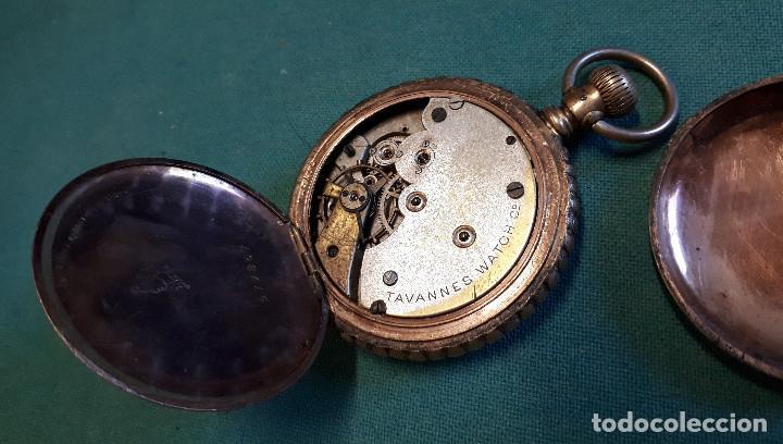 Recambios de relojes: Reloj de bolsillo, para piezas - Foto 3 - 131242559