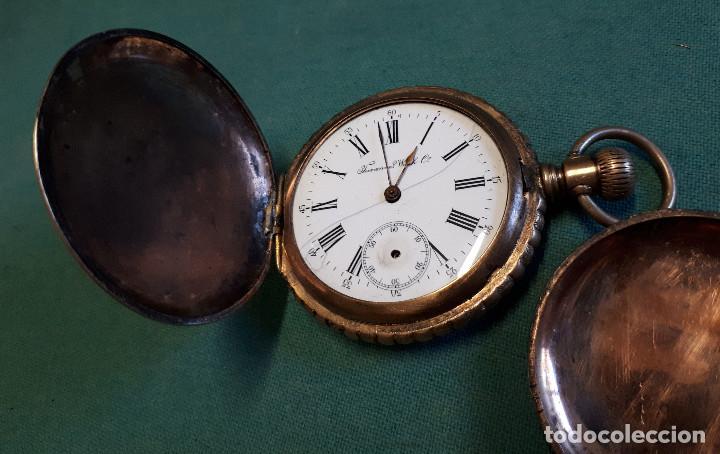 Recambios de relojes: Reloj de bolsillo, para piezas - Foto 4 - 131242559