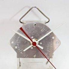 Recambios de relojes: ANTIGUO MOVIMIENTO DE RELOJ DE PARED.ONE(1)JEWEL L4T38 MADE IN FRANCE.. Lote 131366102