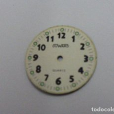 Recambios de relojes: ESFERA DUWARD . Lote 132059342