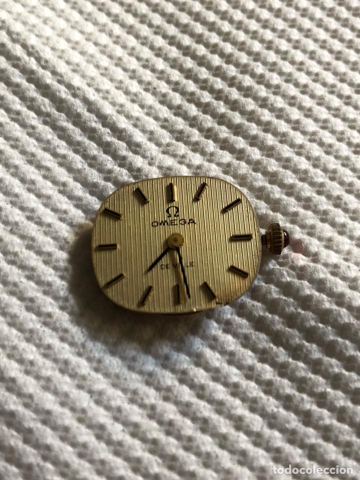 MAQUINARIA DE OMEGA DE VILLE (Relojes - Recambios)