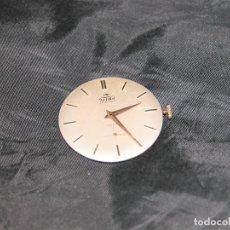Recambios de relojes: ANTIGUA MAQINA DE RELOJ MARCA FORTIS. VINTAGE.. Lote 132210790