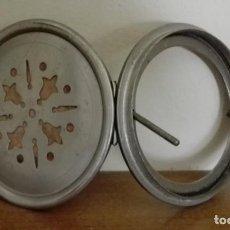 Recambios de relojes: PUERTA TRASERA PARA RELOJ ANTIGUO. Lote 132356878