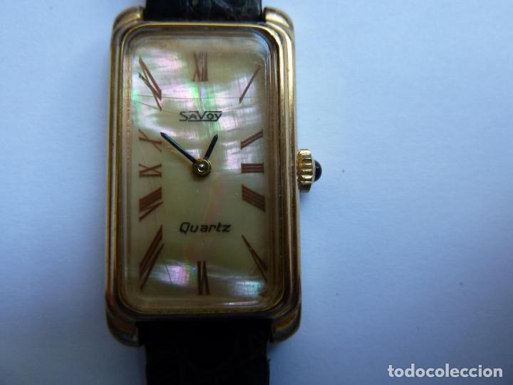 RELOJ PARA REPUESTO DE MUJER. SAVOY QUARTZ. 1528 (Relojes - Recambios)