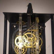 Recambios de relojes: MAQUINARIA RELOJ MORET PARA PIEZAS. Lote 133090274