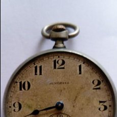 Recambios de relojes: RELOJ DE BOLSILLO JUNGHANS PARA RECAMBIOS. Lote 133629986