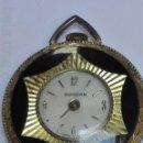 Recambios de relojes: RELOJ COLGANTE DE CARGA MANUAL . Lote 133631822